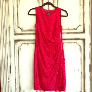 Dresses & Skirts - ❤️Red Lace Dress NWT